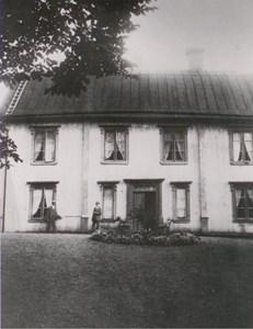Stjärnesand 1917 före renovering