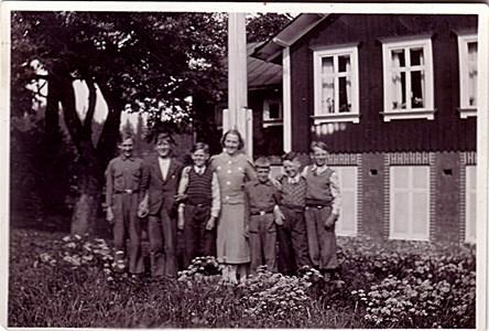 Somviks skola 1938