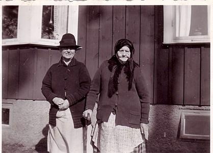 Matilda och Dorotea Bergqvist