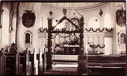 Gamla stenkyrkan före 1929
