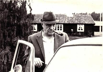Verner Johansson, Högbo
