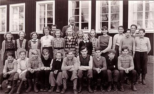 Skolfoto 3 från Sven i Berggården