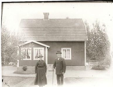 Gripenberg Karl-August och Anna Lovisa Johansson