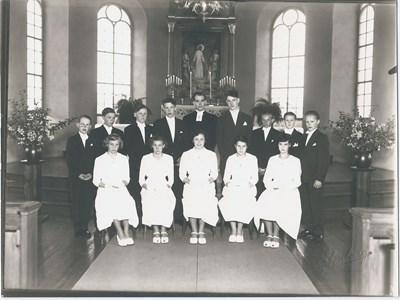 Konfirmation 1953