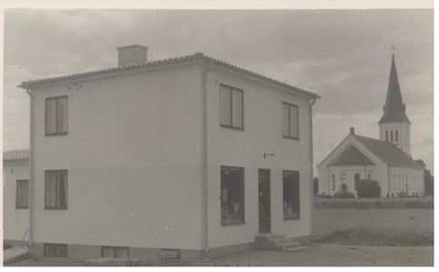Malexander Gamla Konsum   1950-60 talet