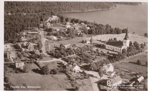 Malexander  1954