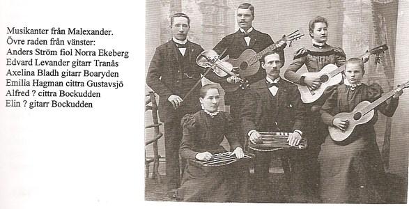 Malexander Musiker