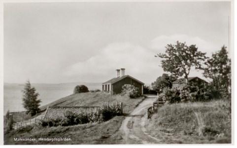 Malexander Södra Sand 1955