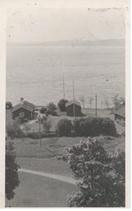 Malexander Södra Sand Från Kyrkan  1943