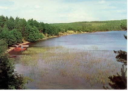 Malexander Sjön Sommen 1973