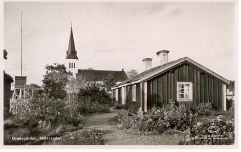Malexander Södra Sand 1954