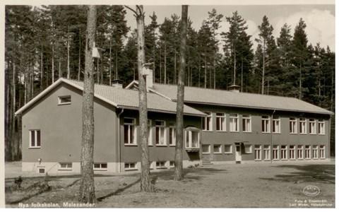Malexander Nya Folkskolan