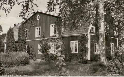 Malexander Prästgården 1