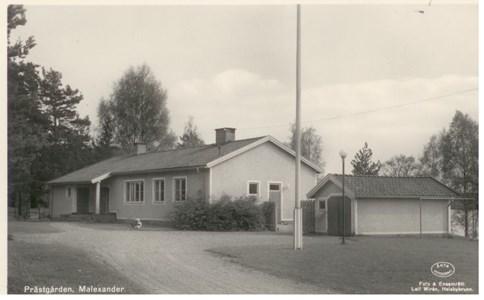 Malexander Prästgården 2