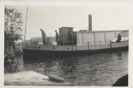 Landsnäs Båt Strömsholmen
