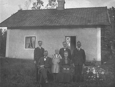 Långstorp, Bäckstugan