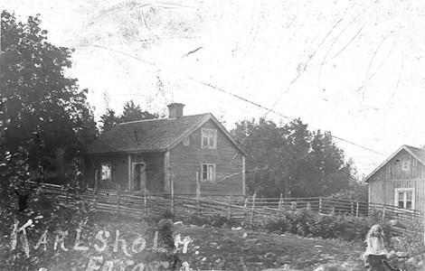 Högbo, Karlsholm
