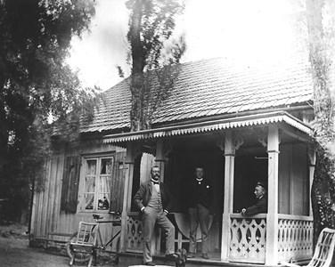 Norsholm ca 1896