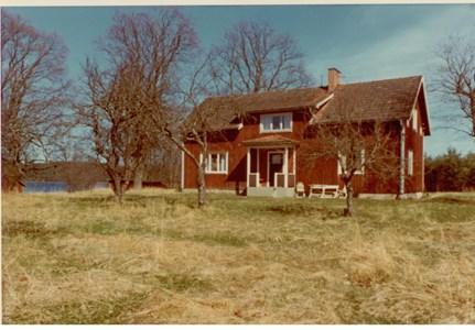 Aspanäs f.d. arrendebostad 1973