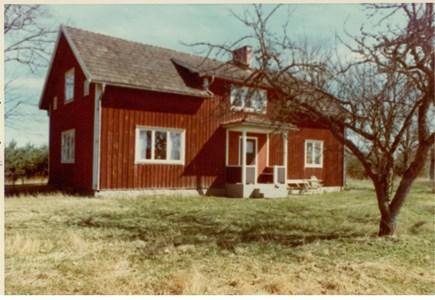 Aspanäs f. d. arrendebostad 1973