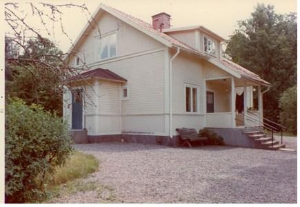 Danielshammar f.d. skogsvaktarbostad 1973