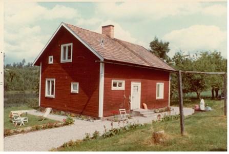 Danielshammar Kvarnbostad 1973