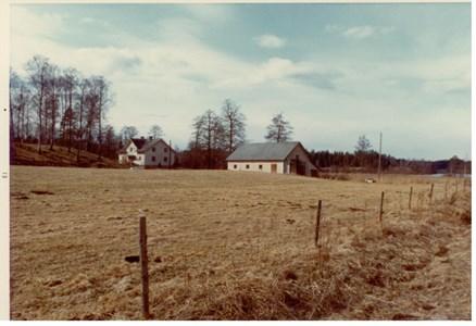 Mellansjö Skogsvaktarbostad 1973