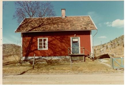 Ramfalls Gamla Skola 1973