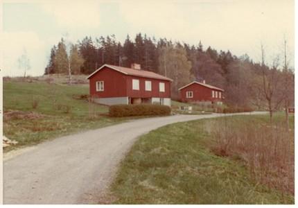 Somvik Skogsarbetarbostad nr 1 1973