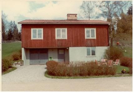 Somvik Skogsarbetarbostad nr 2 1973