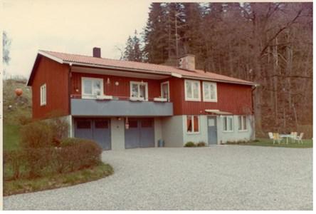 Somvik Skogsarbetarbostad nr 3 1973