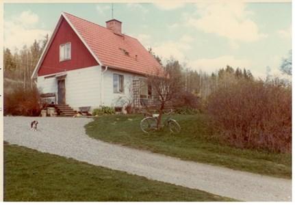 Somvik Skogsvaktarbostad 1973