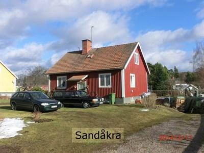 Sandåkra