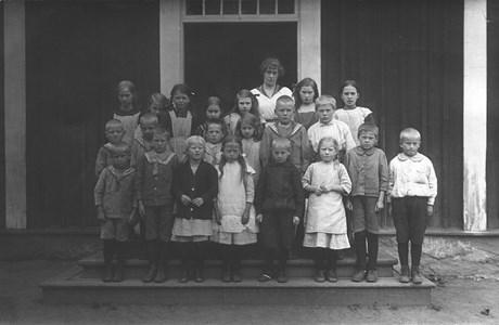 Malexanders gamla kyrkskola