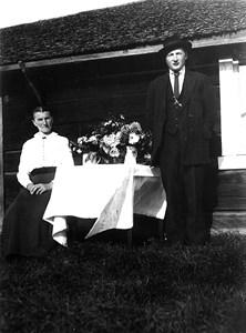 Johanna o Einar Andersson Tvärsjömålen