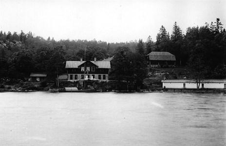Somvik Mejeriet 1895