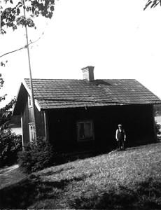Stjärnorp torp under Stjärnesand 1935