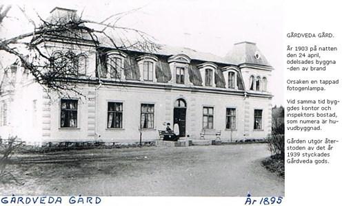 Gårdveda gård