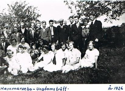 Hammarsebo 1926