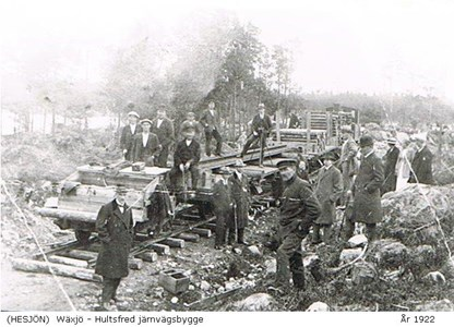 Järnvägsbygge