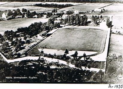 Målilla idrottsplats