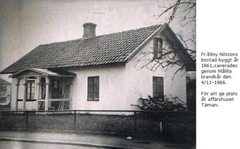 Elmy Nilssons hus