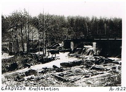 Kraftstation