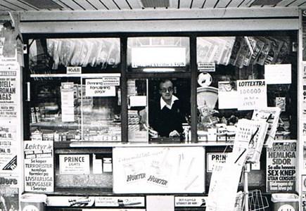 Göstas kiosk