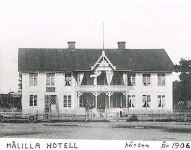 Målilla hotell
