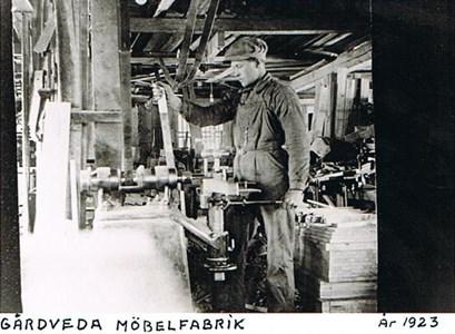Gårdveda möbelfabrik