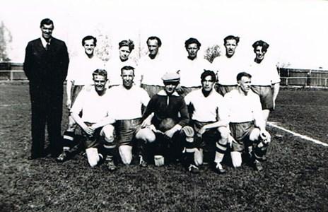 Fotbollslag 1948