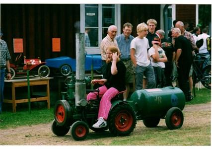 Minitraktor