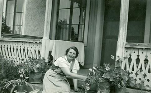 Ruth i Berg