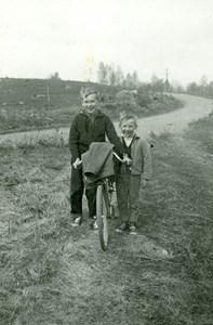 Skolväg på cykel